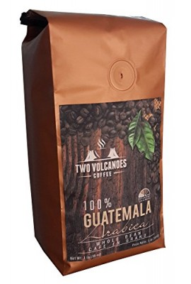 Two-Volcanoes-Whole-Bean-Coffee-Guatemalan-Organic-Gourmet-Rare-Single-Origin-Coffee-Beans-The-Best-Arabica-Medium-Roasted-Beans-From-Guatemala-Great-for-Espresso-or-as-a-Gift-0