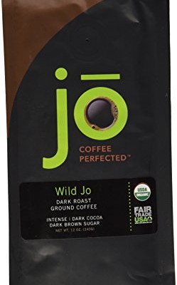 WILD-JO-12-oz-Dark-French-Roast-Organic-Coffee-Ground-Coffee-Bold-Strong-Wicked-Good-Coffee-New-Name-Great-Brewed-or-Espresso-USDA-Certified-Fair-Trade-Organic-100-Arabica-Coffee-NON-GMO-0